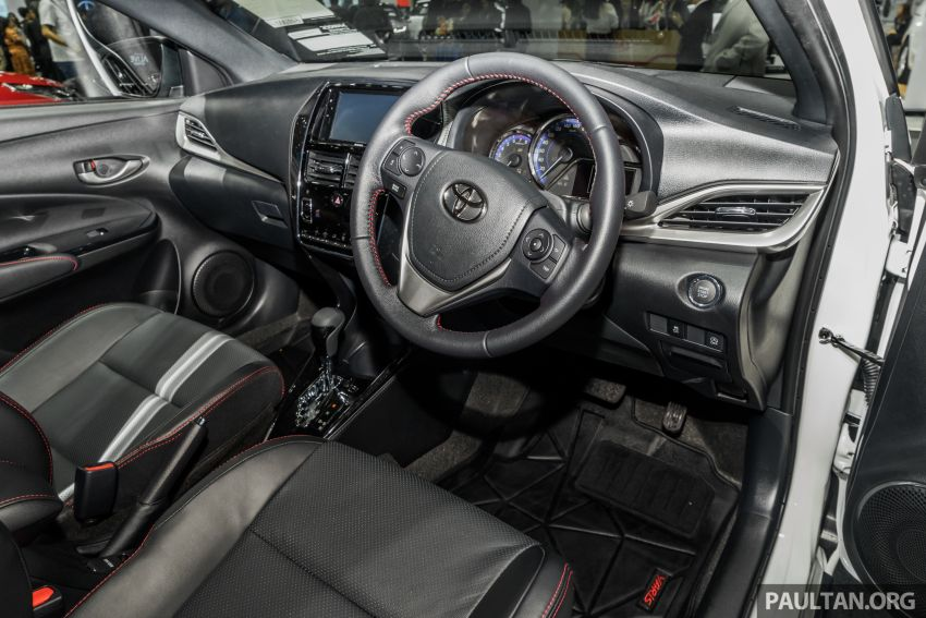 2020 Toyota Yaris and Yaris Ativ on display at Thailand Motor Expo – new 1.2L engine with VVT-iE; 3 variants Image #1053697