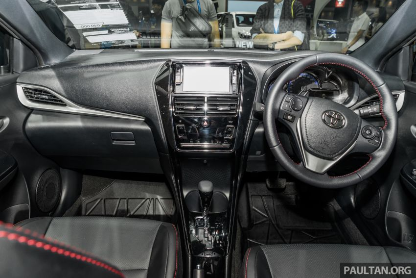 2020 Toyota Yaris and Yaris Ativ on display at Thailand Motor Expo – new 1.2L engine with VVT-iE; 3 variants Image #1053698