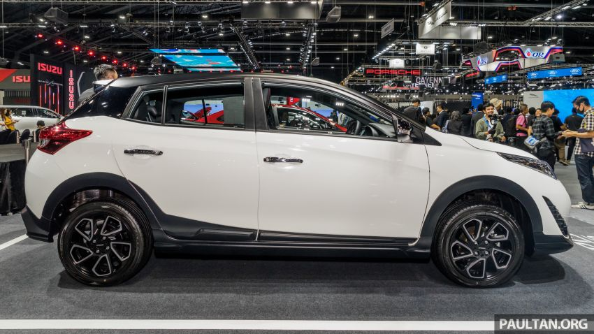 2020 Toyota Yaris and Yaris Ativ on display at Thailand Motor Expo – new 1.2L engine with VVT-iE; 3 variants Image #1053681