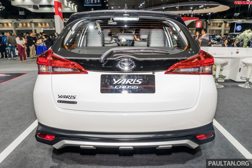 2020 Toyota Yaris and Yaris Ativ on display at Thailand Motor Expo – new 1.2L engine with VVT-iE; 3 variants Image #1053683