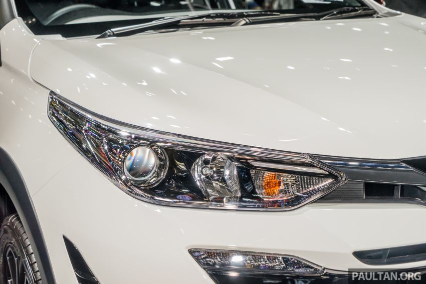 2020 Toyota Yaris and Yaris Ativ on display at Thailand Motor Expo – new 1.2L engine with VVT-iE; 3 variants Image #1053684