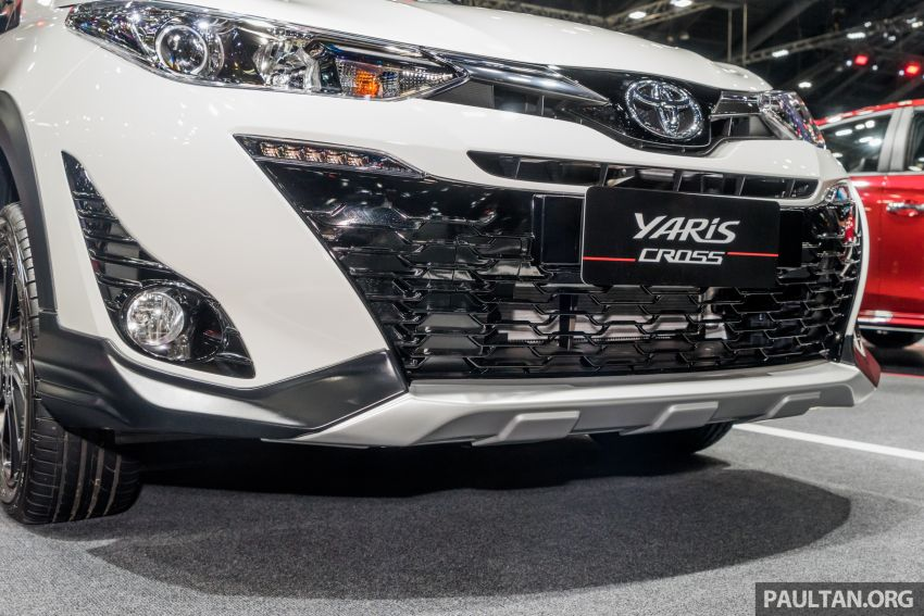2020 Toyota Yaris and Yaris Ativ on display at Thailand Motor Expo – new 1.2L engine with VVT-iE; 3 variants Image #1053685