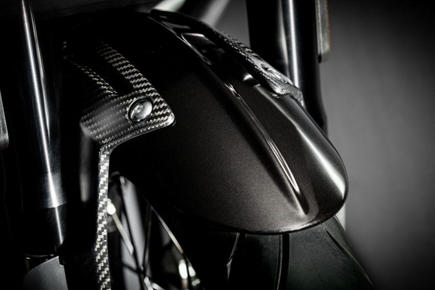 2020 Triumph Bobber TFC – 750 made worldwide Image #1044058