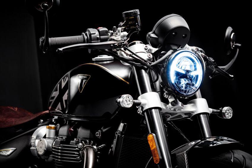 2020 Triumph Bobber TFC – 750 made worldwide Image #1044067