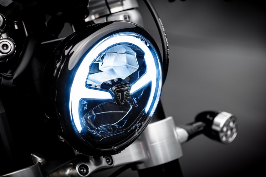 2020 Triumph Bobber TFC – 750 made worldwide Image #1044068