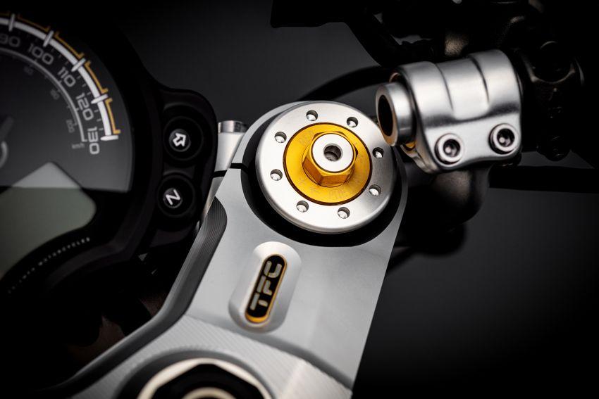 2020 Triumph Bobber TFC – 750 made worldwide Image #1044072