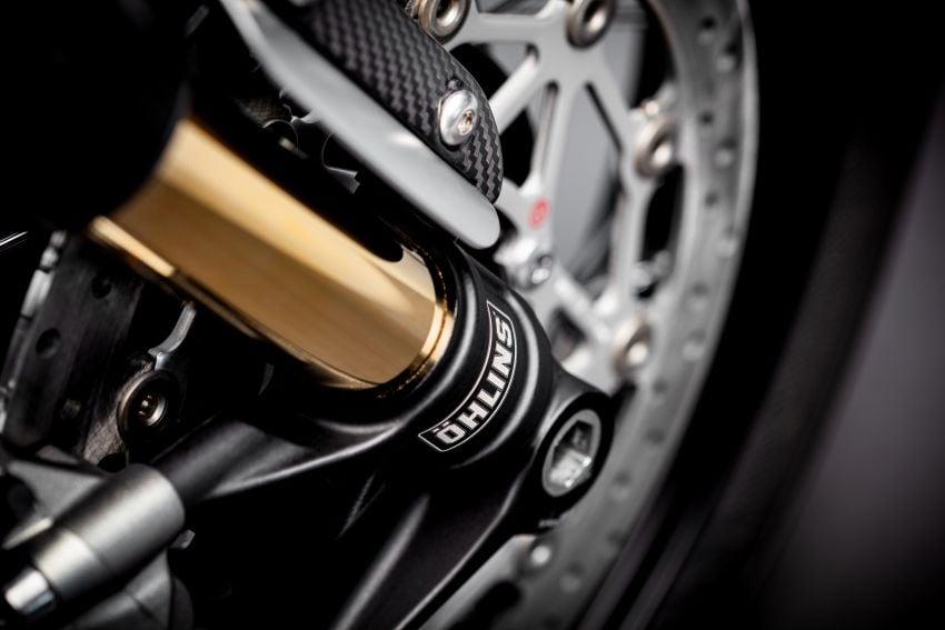 2020 Triumph Bobber TFC – 750 made worldwide Image #1044074