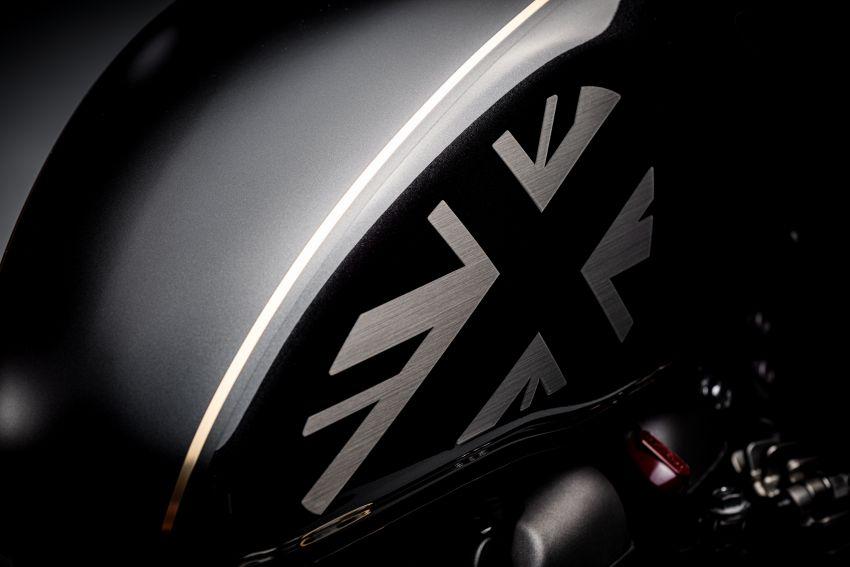 2020 Triumph Bobber TFC – 750 made worldwide Image #1044078