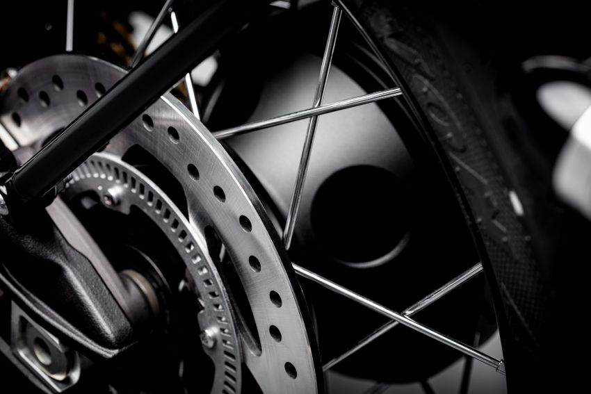 2020 Triumph Bobber TFC – 750 made worldwide Image #1044080