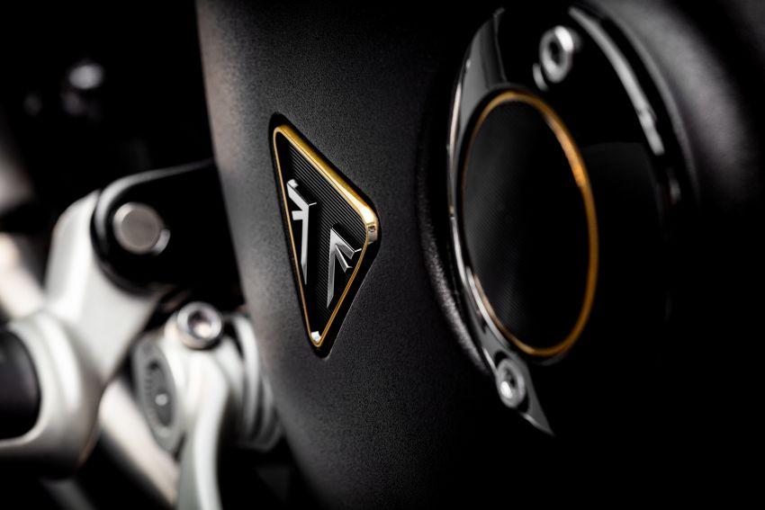 2020 Triumph Bobber TFC – 750 made worldwide Image #1044088
