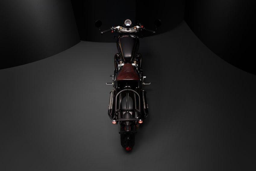 2020 Triumph Bobber TFC – 750 made worldwide Image #1044099