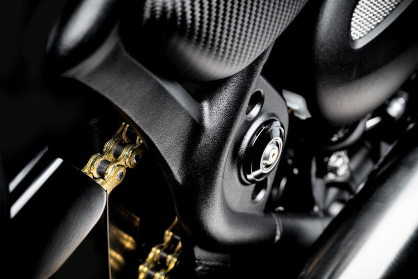 2020 Triumph Bobber TFC – 750 made worldwide Image #1044044