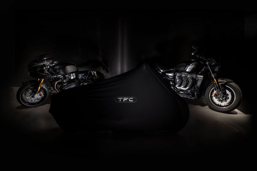 2020 Triumph Bobber TFC – 750 made worldwide Image #1044103