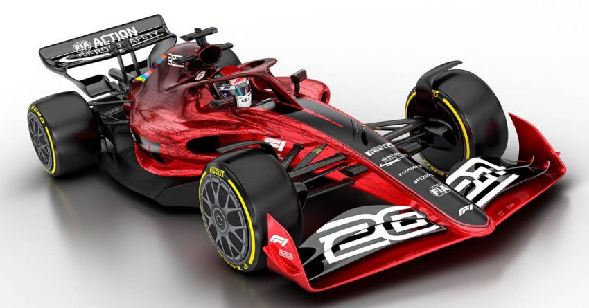 Formula 1 to undergo significant rule changes in 2021 – more beautiful cars, cost cap to be implemented Image #1038194