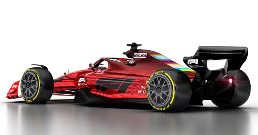 Formula 1 to undergo significant rule changes in 2021 – more beautiful cars, cost cap to be implemented Image #1038203