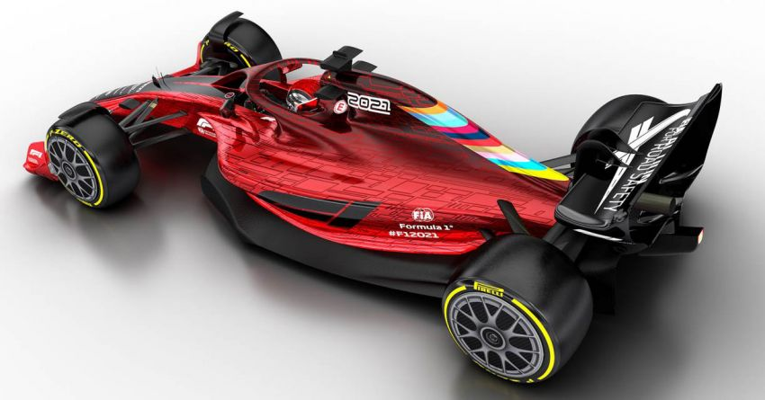 Formula 1 to undergo significant rule changes in 2021 – more beautiful cars, cost cap to be implemented Image #1038195