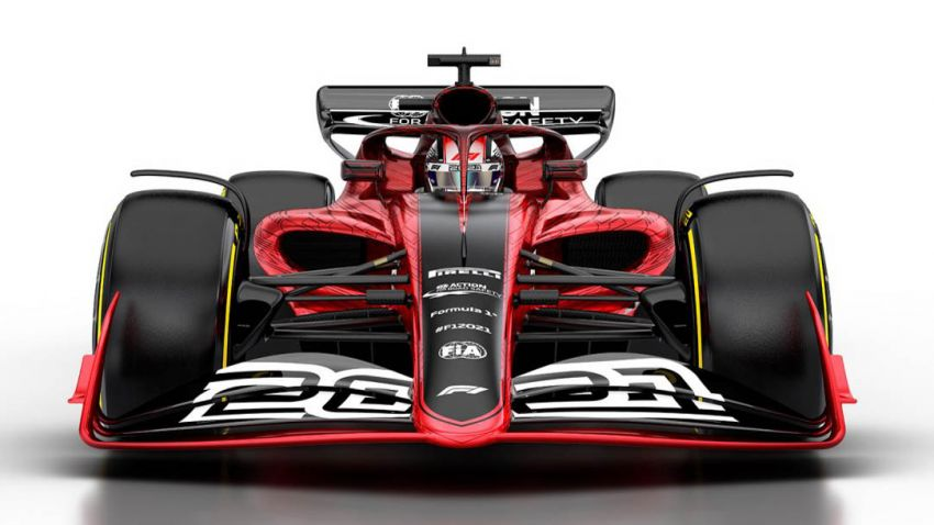 Formula 1 to undergo significant rule changes in 2021 – more beautiful cars, cost cap to be implemented Image #1038196