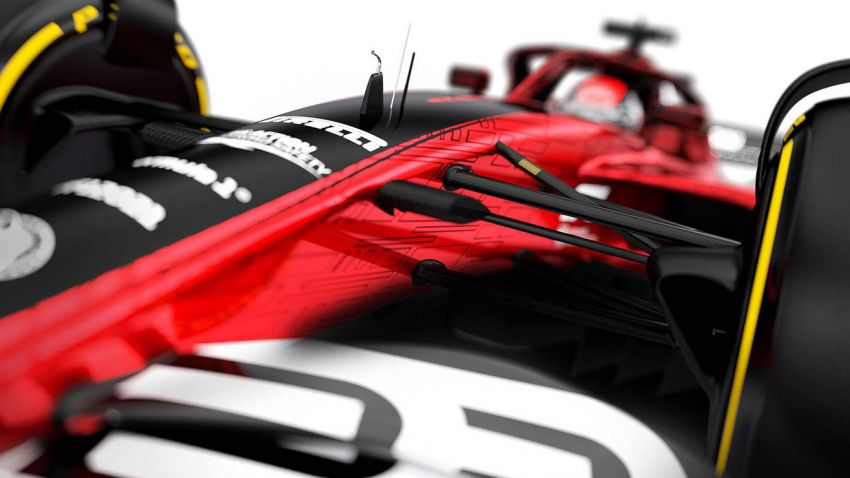 Formula 1 to undergo significant rule changes in 2021 – more beautiful cars, cost cap to be implemented Image #1038200