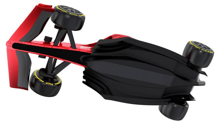 Formula 1 to undergo significant rule changes in 2021 – more beautiful cars, cost cap to be implemented Image #1038201
