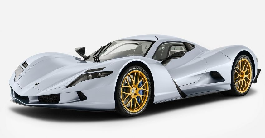 Aspark Owl – world's fastest accelerating car debuts; 0-96 km/h in 1.69 seconds; 2,102 PS and 2,000 Nm Image #1046606