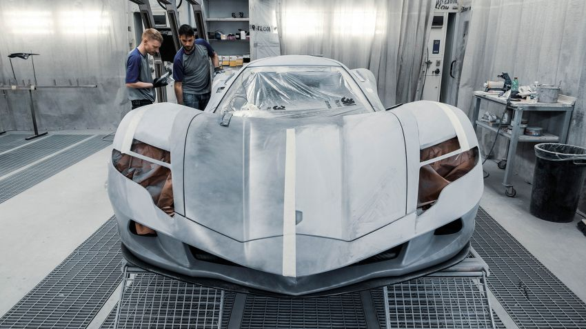 Aspark Owl – world's fastest accelerating car debuts; 0-96 km/h in 1.69 seconds; 2,102 PS and 2,000 Nm Image #1046618