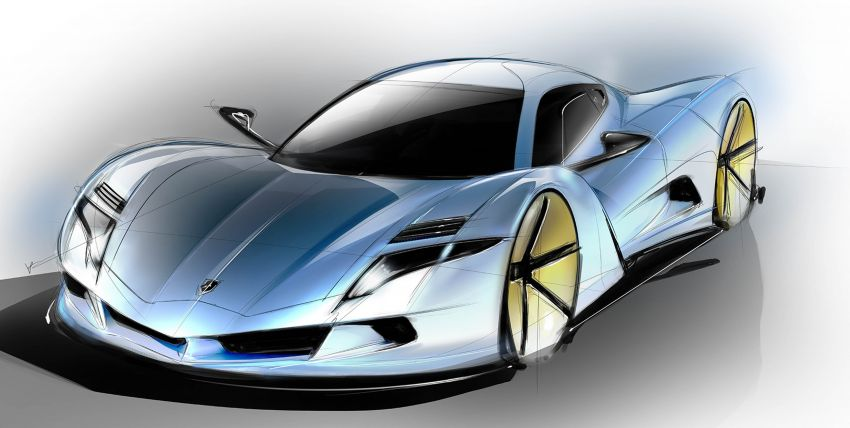 Aspark Owl – world's fastest accelerating car debuts; 0-96 km/h in 1.69 seconds; 2,102 PS and 2,000 Nm Image #1046622