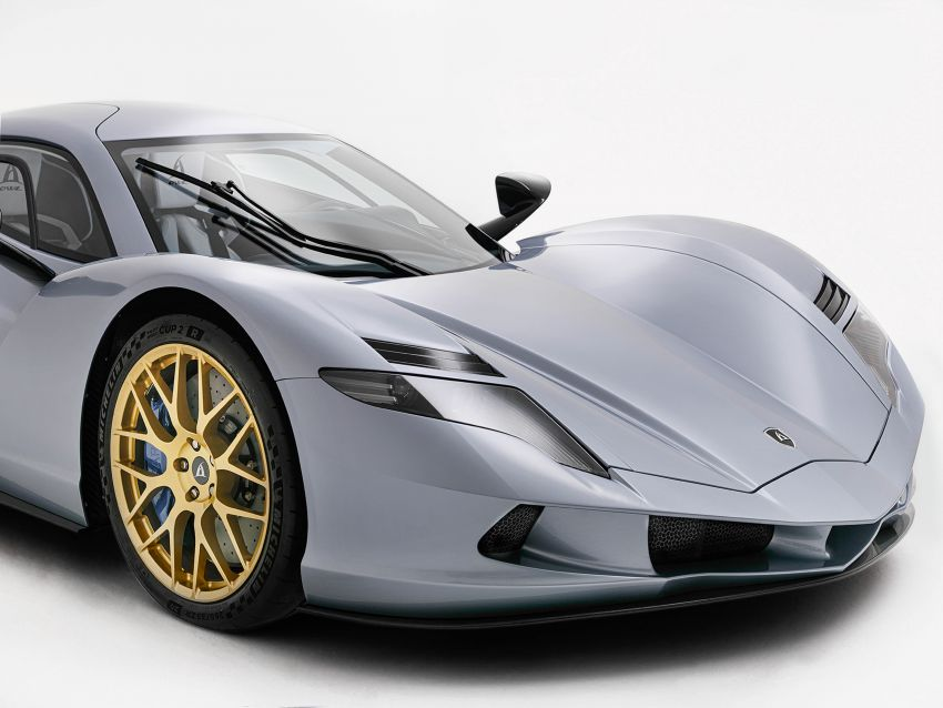 Aspark Owl – world's fastest accelerating car debuts; 0-96 km/h in 1.69 seconds; 2,102 PS and 2,000 Nm Image #1046608