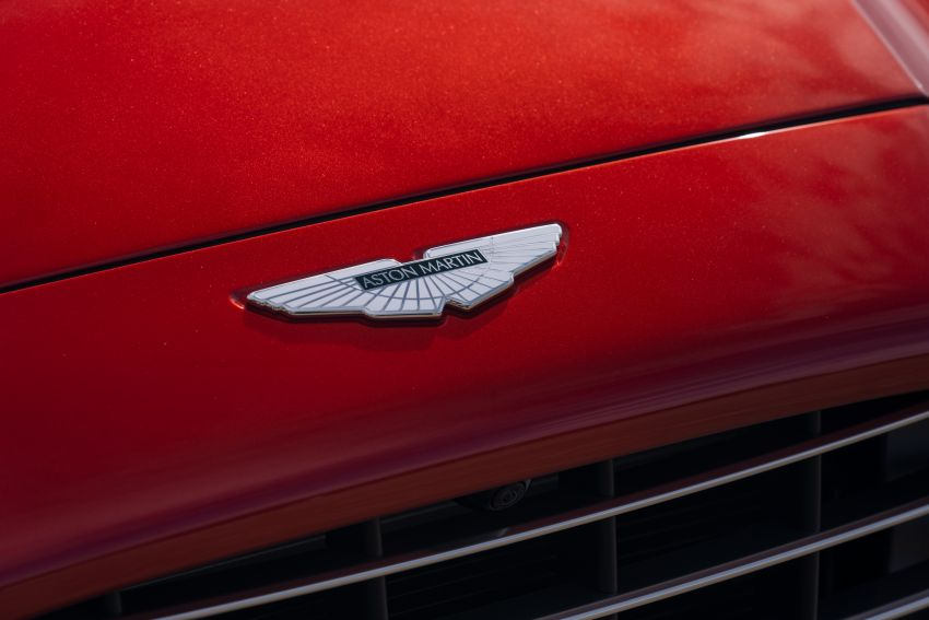 Aston Martin DBX SUV revealed –4.0L twin-turbo V8 with 550 PS, 700 Nm, 9-speed auto, AWD, from RM798k Image #1048128