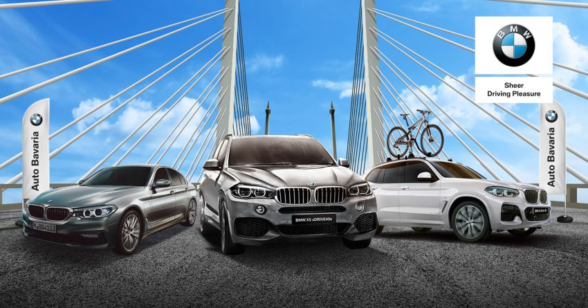 AD: Continue to enjoy attractive deals on a new BMW at Auto Bavaria Penang this weekend, Nov 16 to 17! Image #1046659