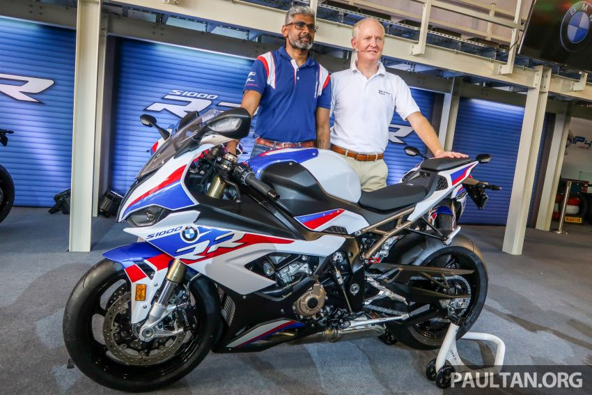 2020 BMW Motorrad S 1000 RR with M Sport Package now in Malaysia – RM138,500, carbon-fibre wheels Image #1039354
