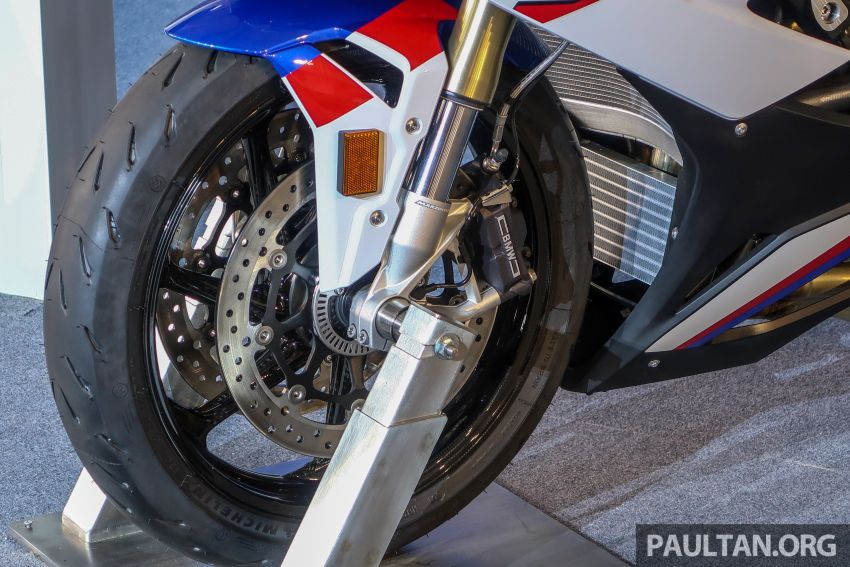 2020 BMW Motorrad S 1000 RR with M Sport Package now in Malaysia – RM138,500, carbon-fibre wheels Image #1039365