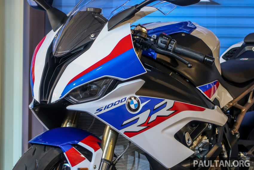 2020 BMW Motorrad S 1000 RR with M Sport Package now in Malaysia – RM138,500, carbon-fibre wheels Image #1039366