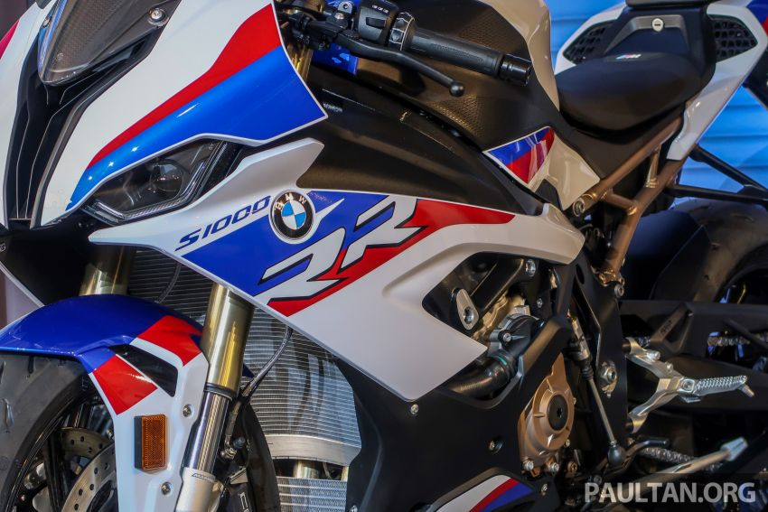 2020 BMW Motorrad S 1000 RR with M Sport Package now in Malaysia – RM138,500, carbon-fibre wheels Image #1039367