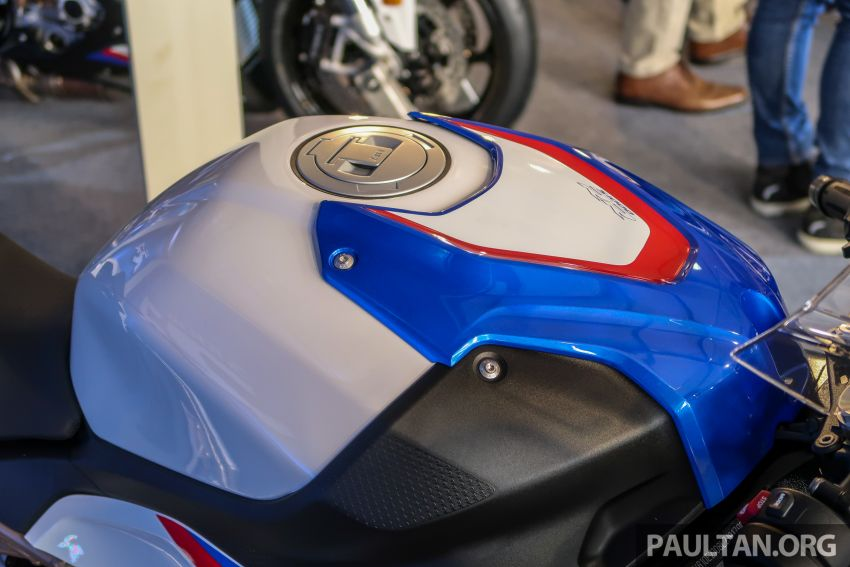2020 BMW Motorrad S 1000 RR with M Sport Package now in Malaysia – RM138,500, carbon-fibre wheels Image #1039370