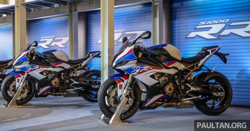 2020 BMW Motorrad S 1000 RR with M Sport Package now in Malaysia – RM138,500, carbon-fibre wheels Image #1039356