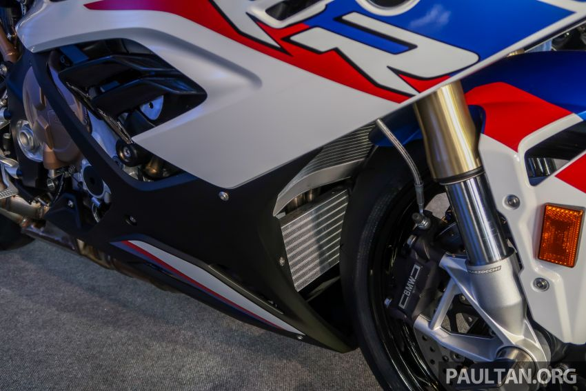 2020 BMW Motorrad S 1000 RR with M Sport Package now in Malaysia – RM138,500, carbon-fibre wheels Image #1039375