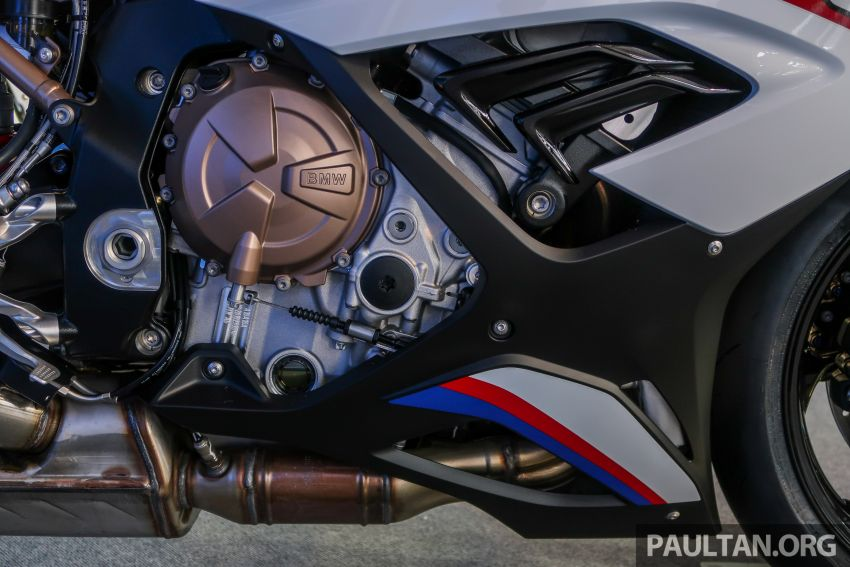 2020 BMW Motorrad S 1000 RR with M Sport Package now in Malaysia – RM138,500, carbon-fibre wheels Image #1039376