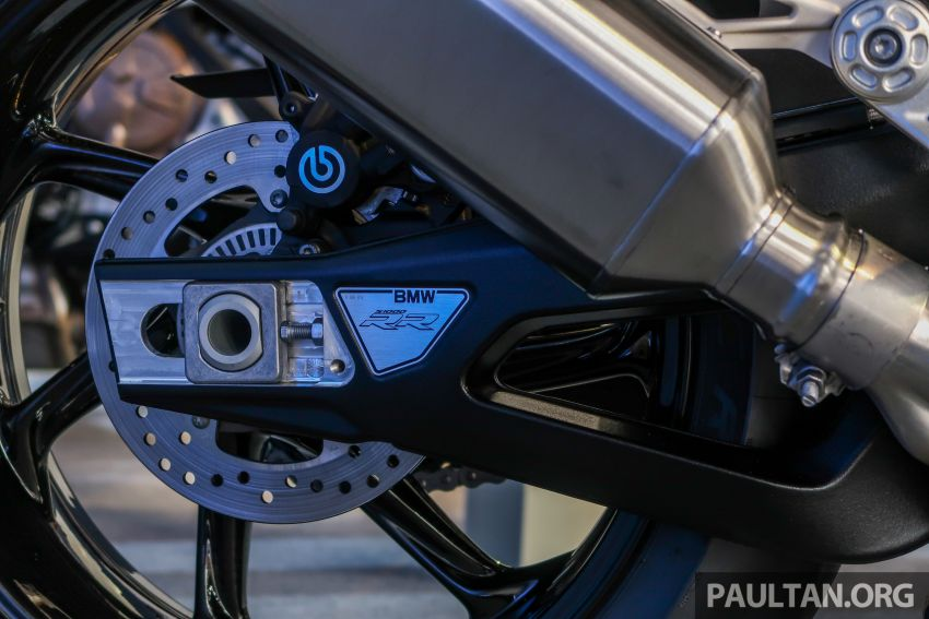 2020 BMW Motorrad S 1000 RR with M Sport Package now in Malaysia – RM138,500, carbon-fibre wheels Image #1039380