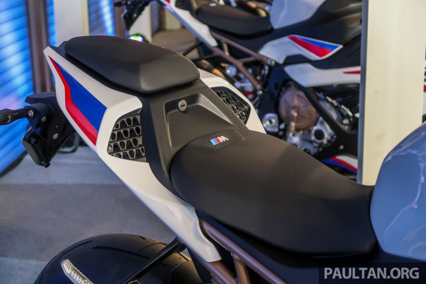 2020 BMW Motorrad S 1000 RR with M Sport Package now in Malaysia – RM138,500, carbon-fibre wheels Image #1039381