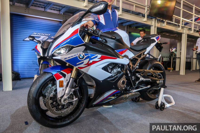 2020 BMW Motorrad S 1000 RR with M Sport Package now in Malaysia – RM138,500, carbon-fibre wheels Image #1039358