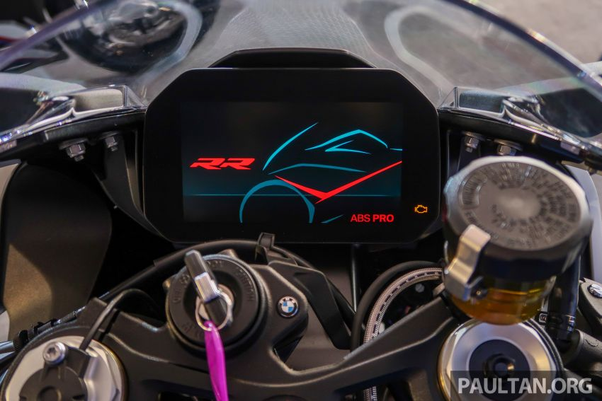2020 BMW Motorrad S 1000 RR with M Sport Package now in Malaysia – RM138,500, carbon-fibre wheels Image #1039388