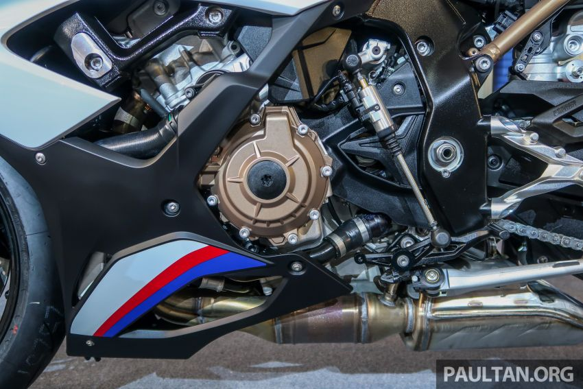 2020 BMW Motorrad S 1000 RR with M Sport Package now in Malaysia – RM138,500, carbon-fibre wheels Image #1039394