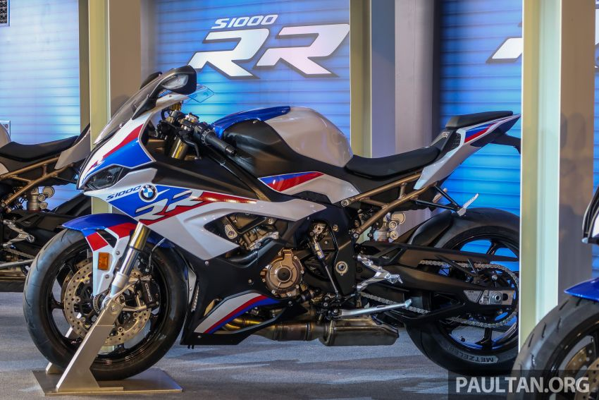 2020 BMW Motorrad S 1000 RR with M Sport Package now in Malaysia – RM138,500, carbon-fibre wheels Image #1039359
