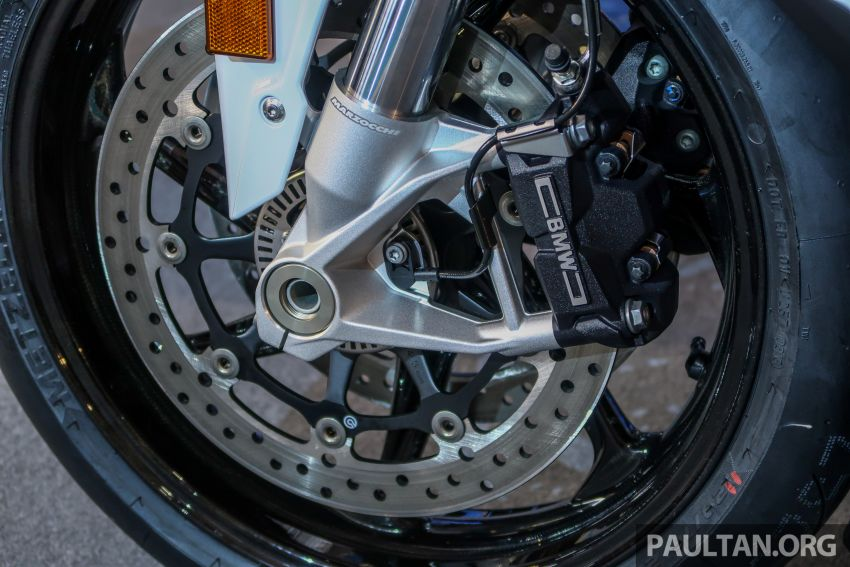 2020 BMW Motorrad S 1000 RR with M Sport Package now in Malaysia – RM138,500, carbon-fibre wheels Image #1039395