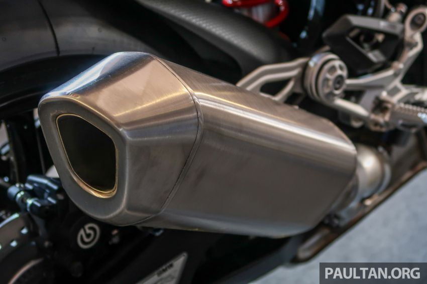 2020 BMW Motorrad S 1000 RR with M Sport Package now in Malaysia – RM138,500, carbon-fibre wheels Image #1039398