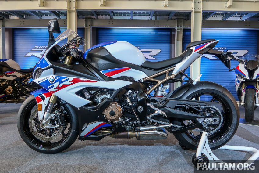 2020 BMW Motorrad S 1000 RR with M Sport Package now in Malaysia – RM138,500, carbon-fibre wheels Image #1039361