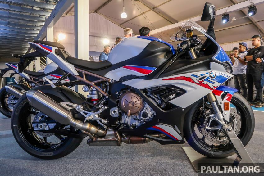 2020 BMW Motorrad S 1000 RR with M Sport Package now in Malaysia – RM138,500, carbon-fibre wheels Image #1039362