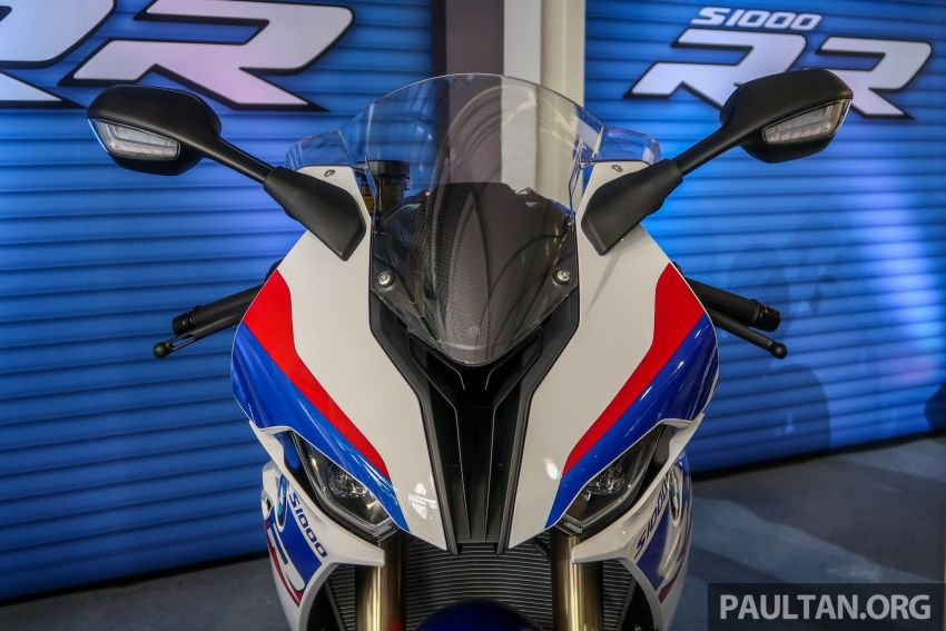 2020 BMW Motorrad S 1000 RR with M Sport Package now in Malaysia – RM138,500, carbon-fibre wheels Image #1039364