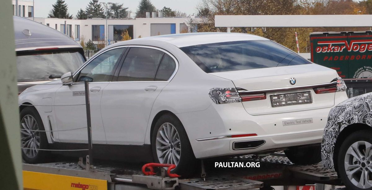 Next Bmw 7 Series To Get Two M Performance Models Line Up To Mostly Comprise Electrified Variants Report Paultan Org
