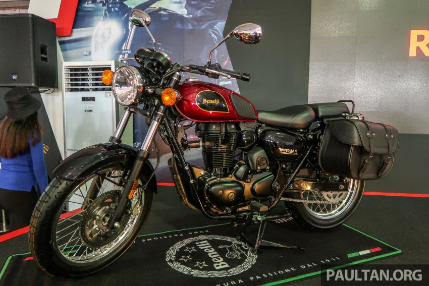 2020 Benelli Imperial 400i now in Malaysia – RM15.8k Image #1039872